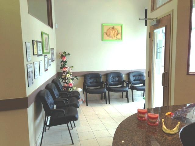 Guelph dentist female dentist gordon street dr for Home furniture guelph hours